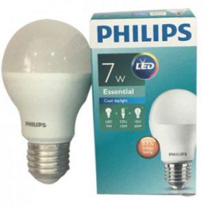 Đèn Led Bulb ESS G3 7W E27 A60 APR Philips