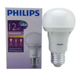 Bóng đèn Essential Lebbulb 12W-95W A60 Philips