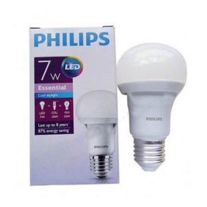 Bóng đèn Essential Ledbulb 5W-55W A60 Philips
