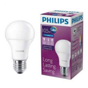 Bóng đèn Lebbulb 10.5W E27 6500K/3000K 230V A60 Philips