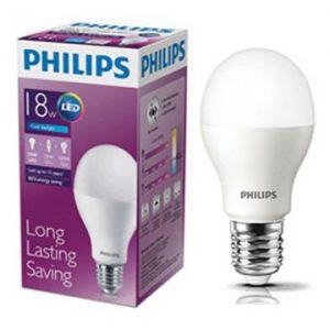 Bóng đèn Lebbulb 18W E27 6500K/3000K 230V A67 Philips