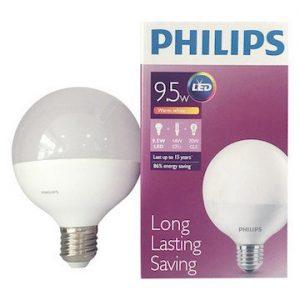 Bóng đèn Led Globe 9.5W-70W G93 Philips