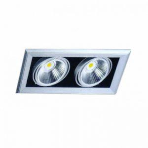 Đèn Led âm trần 2x15W OLT215L30 Paragon