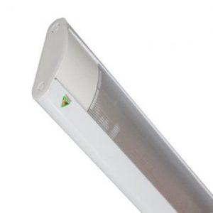 Đèn Led ốp trần siêu mỏng 2x18W QDV 240/P Duhal
