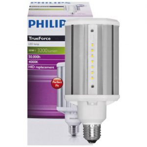 Đèn Led HighBay 29-25W TForce HPL ND E27 740 FR Philips