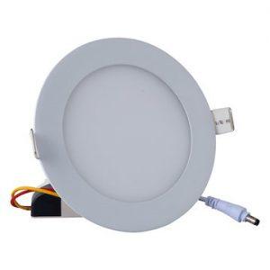 Đèn Led Panel tròn D PT03L 160/12W Rạng đông