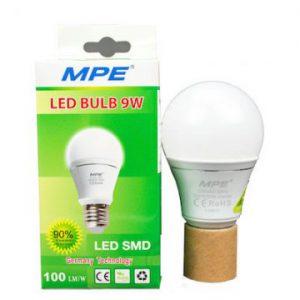 Đèn Led bulb 9W LB-9T MPE