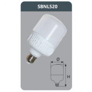 Đèn Led công suất cao 20W SBNL520 Duhal