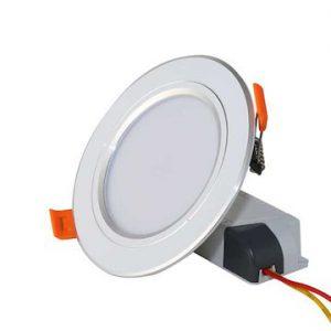 Đèn led âm trần D AT10L 110/9W Rạng đông