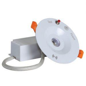 Đèn led âm trần khẩn cấp BD AT07L KC 90/5W Rạng đông
