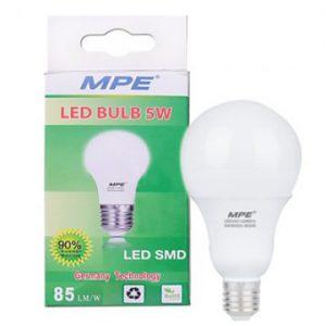 Đèn led bulb 5W LBL-5T MPE