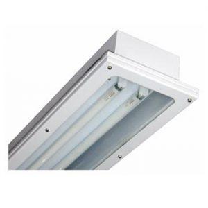 Đèn phòng sạch chống cháy nổ BHY/Q2 2x36W EEW Paragon