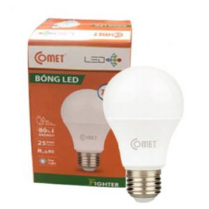 Bóng đèn Led bulb 7W CB01F0073 Comet