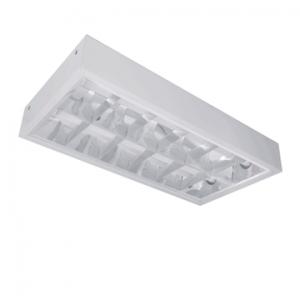 Bộ máng đèn Led nổi trần PSFB 436L72 Paragon